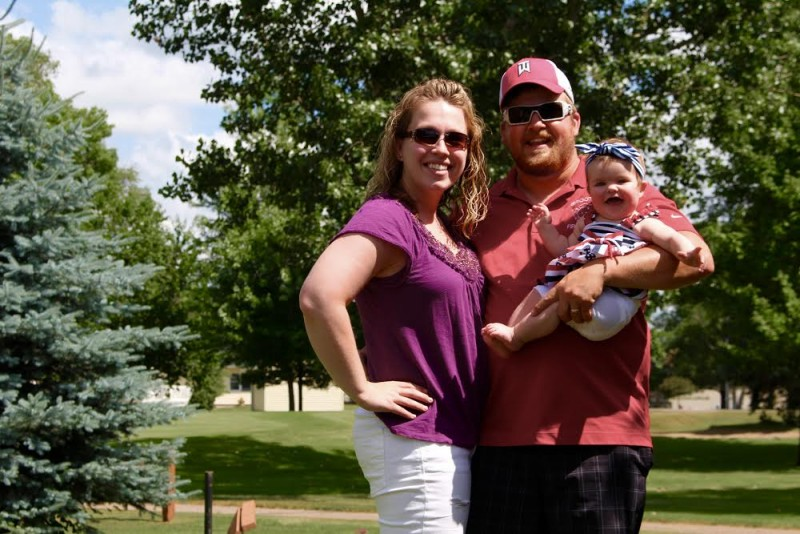 Asha family pic