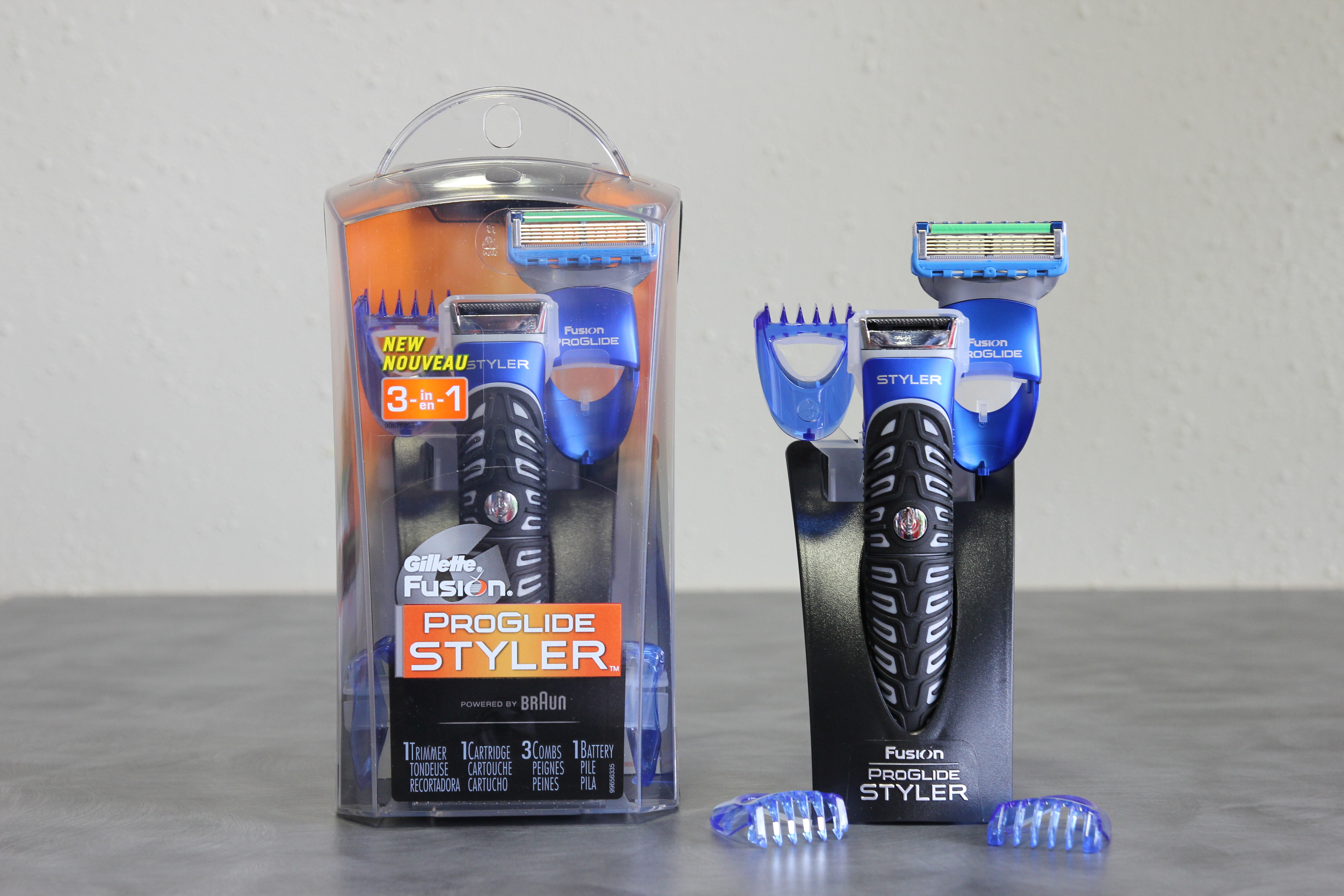 love Dad Giveaway Hop Gillette Fusion ProGlide Styler & $50 Home