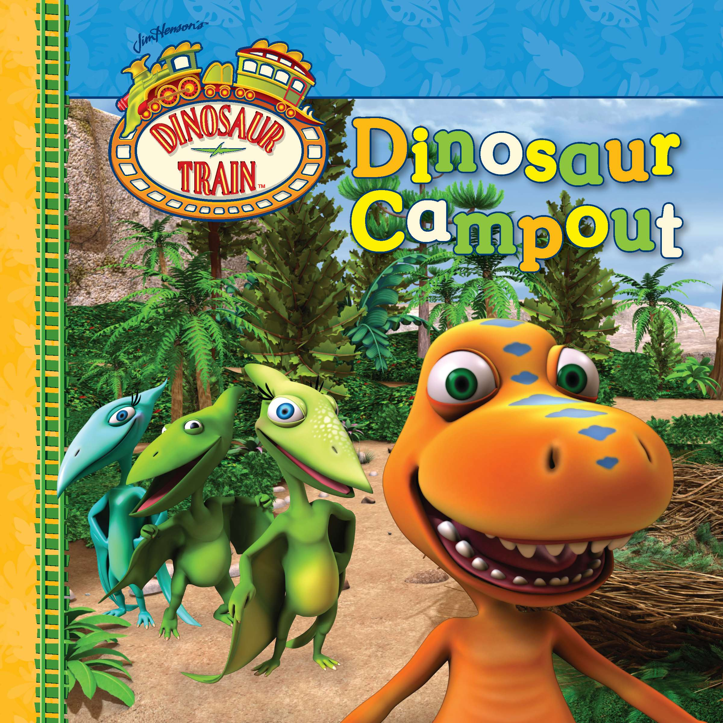 This is a picture of Adorable Dinosaur Train Pictures