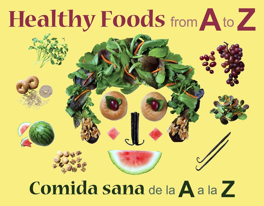 Healthy Foods From A To Z Stephanie Maze
