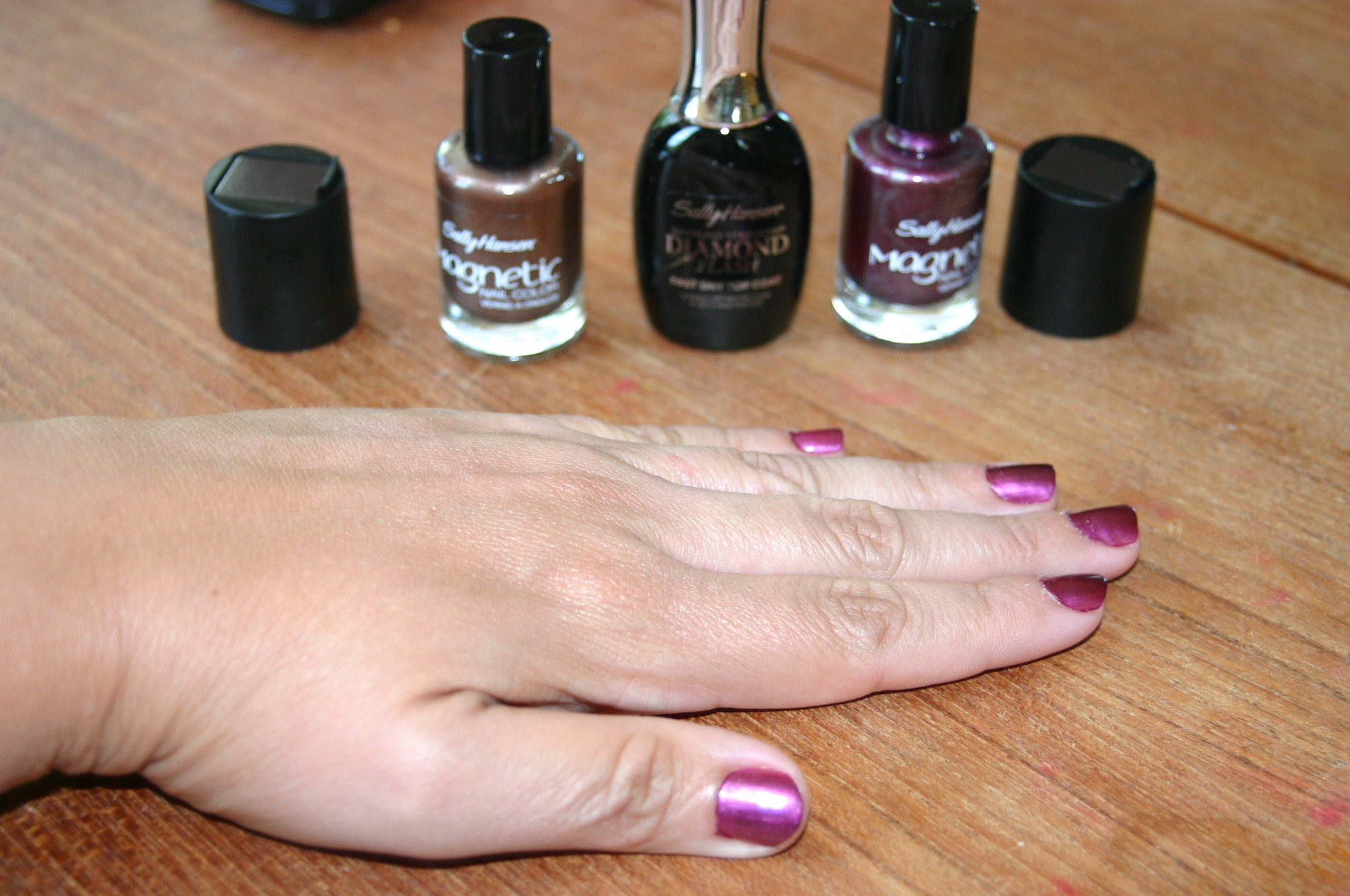Sally Hansen Nail Products | Emily Reviews