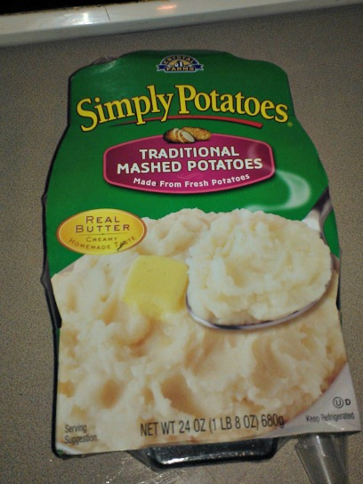 Simply Potatoes Mashed Potatoes Simply Potatoes is a Brand