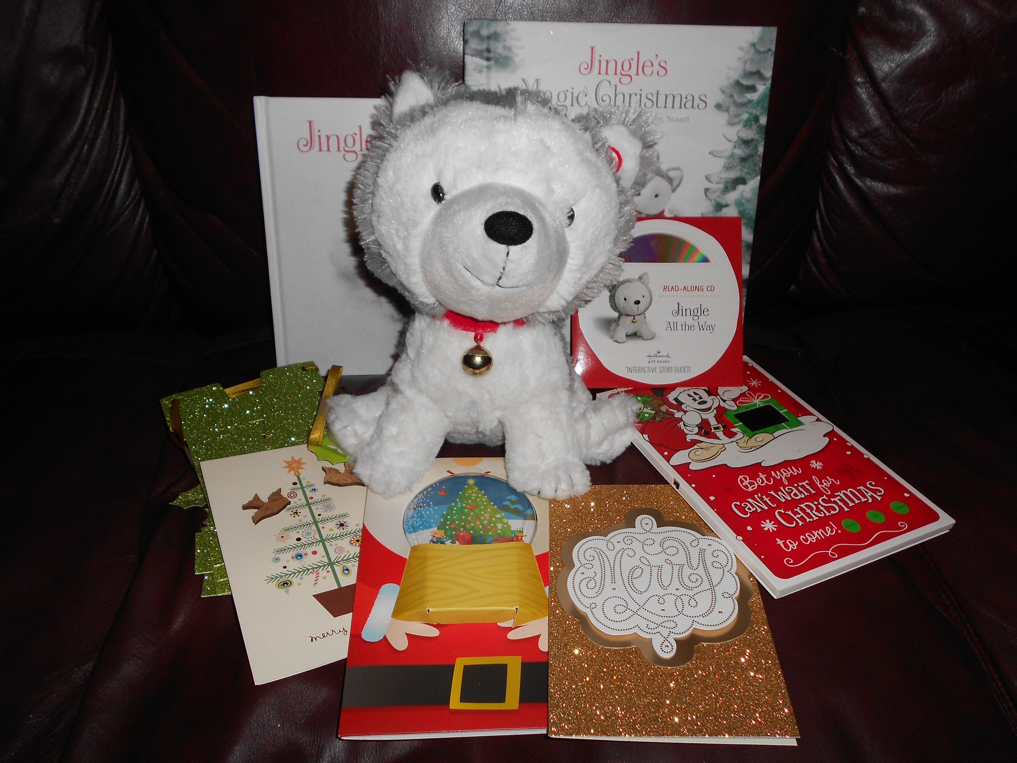 Jingle The Interactive Husky Pup And Book Jingles Magical