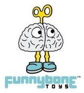 Funnybone Toys logo