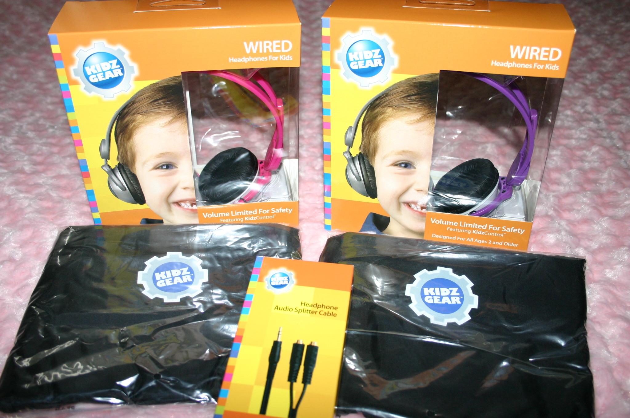 Kidz Gear Headphones Giveaway >> Hgg Kidz Gear Headphones Review Emily Reviews