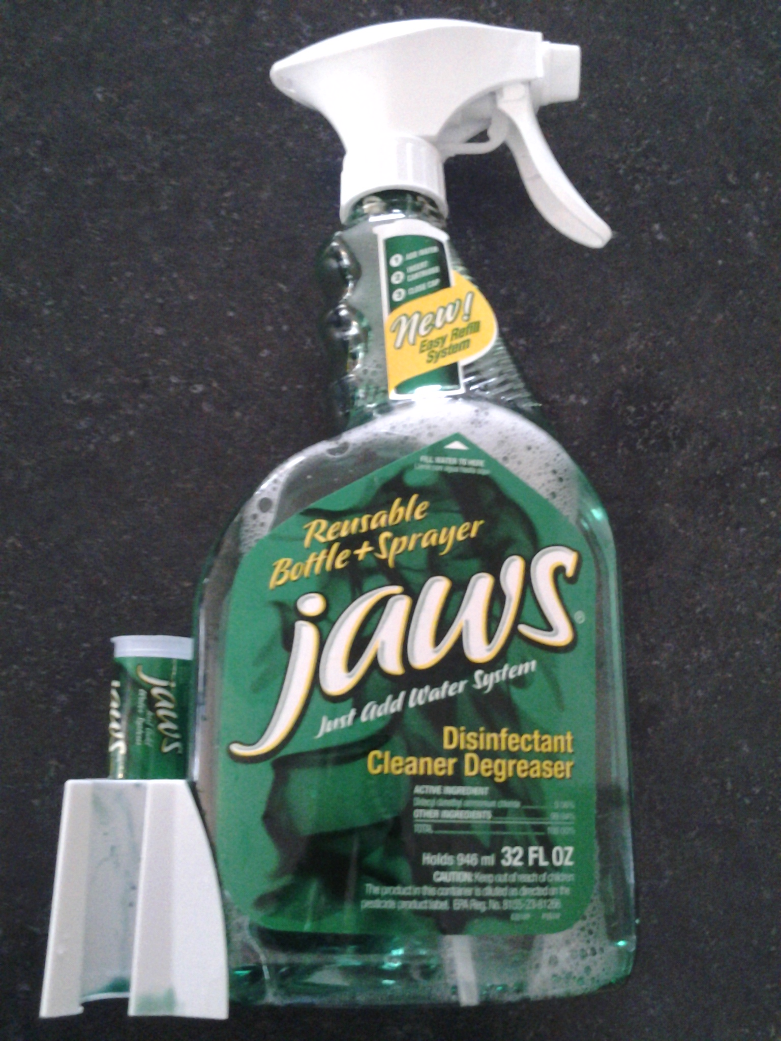 Jaws Cleaners Emily Reviews