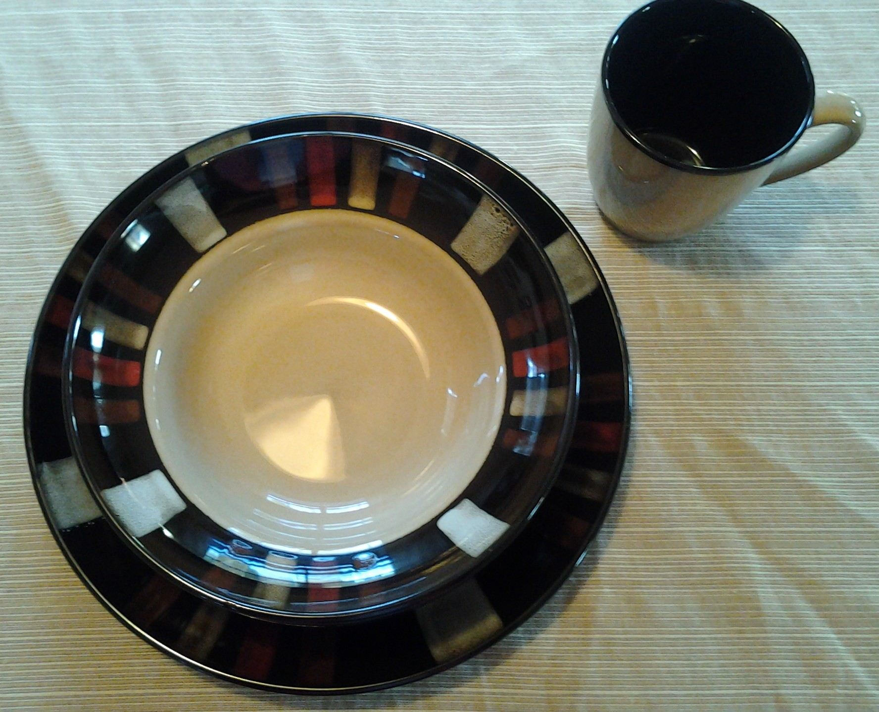 Pfaltzgraff ... & Pfaltzgraff Tahoe Dinnerware Review | Emily Reviews