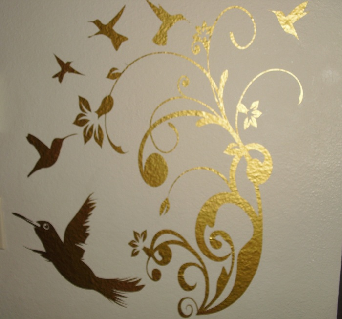 CIMG0090 & Arise Wall Decals Review | Emily Reviews