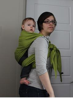 2f661546030 Zara Woven Babywearing Wrap from Ellevill  A Review