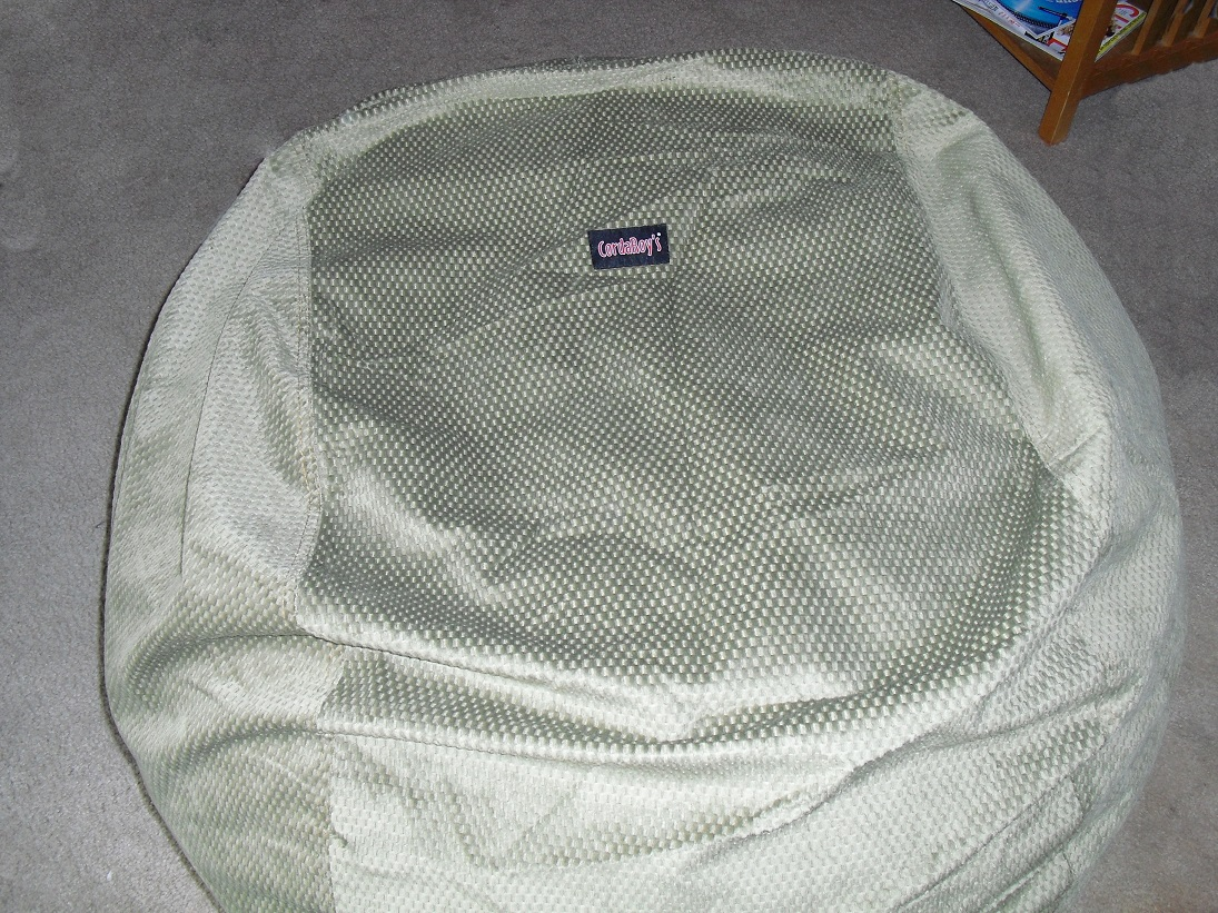 Cordaroy S Full Sleeper Bean Bag Chair And Mattress Review Emily