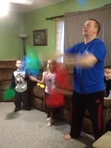 juggle 8