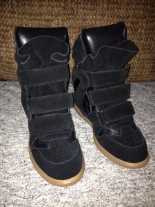 Upere Wedge Sneakers Review Amp Discount Code Emily Reviews