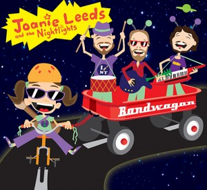 Joanie Leeds And The Nightlights Cd Quot Bandwagon Quot Review