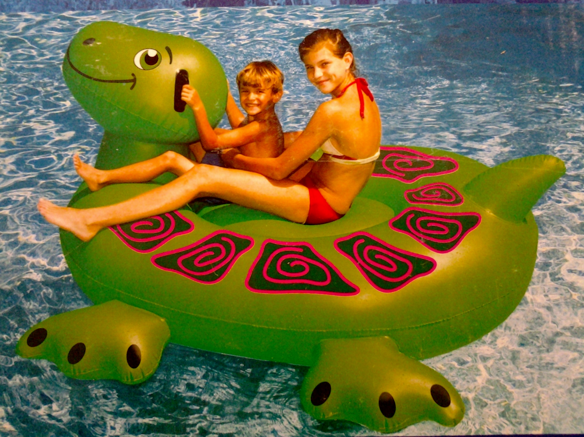 ToySplash Giant Turtle Ride Toy Review