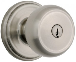 brinks push pull rotate door knob