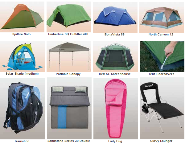 eureka products & Eureka! Tundern Cove 6 Tent and Pinery 500 Footprint Review ...