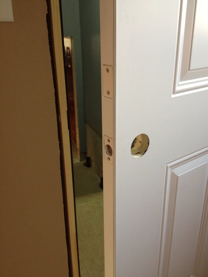 Brinks Home Security -Push-Pull-Rotate Door Knob Review & Link To ...