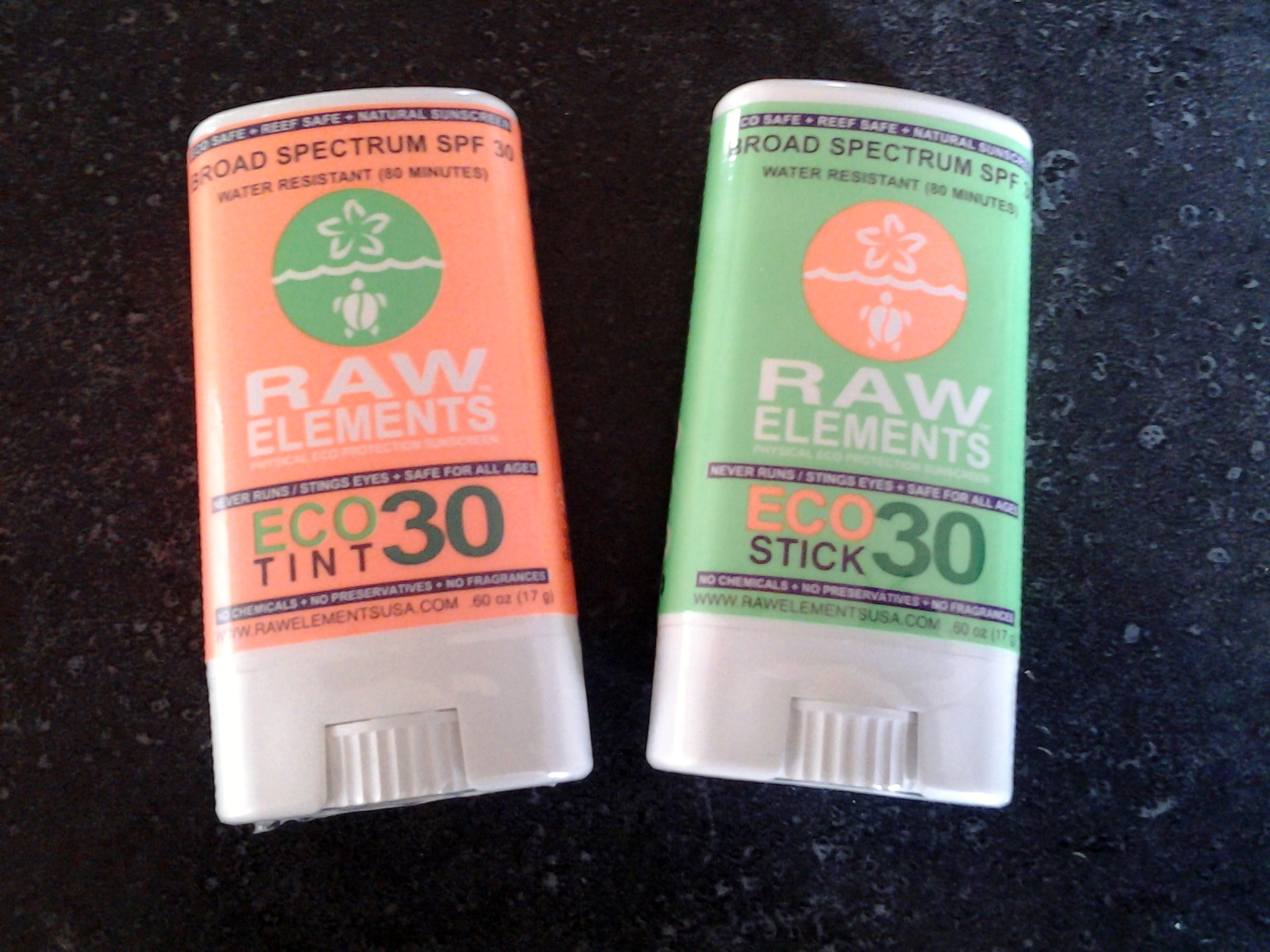 Raw Elements Usa Sunscreens Review Emily Reviews