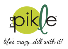 in a pikle logo