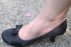 Mudd comfortable heels