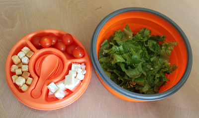how to keep a salad from getting soggy