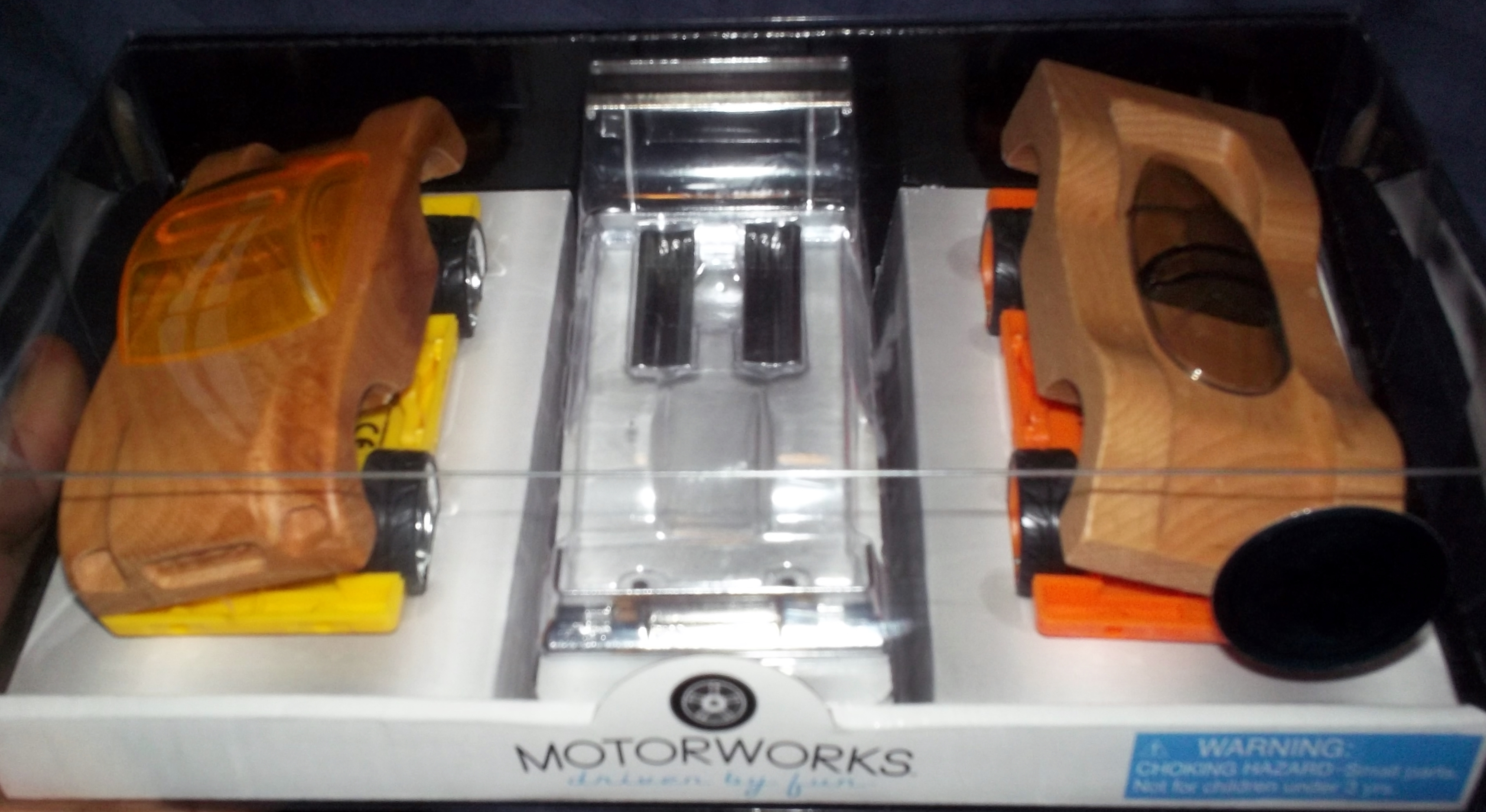 Manhattan Toys Motorworks Emily Reviews