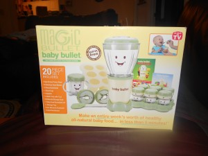 baby bullet cookbook and nutrition guide