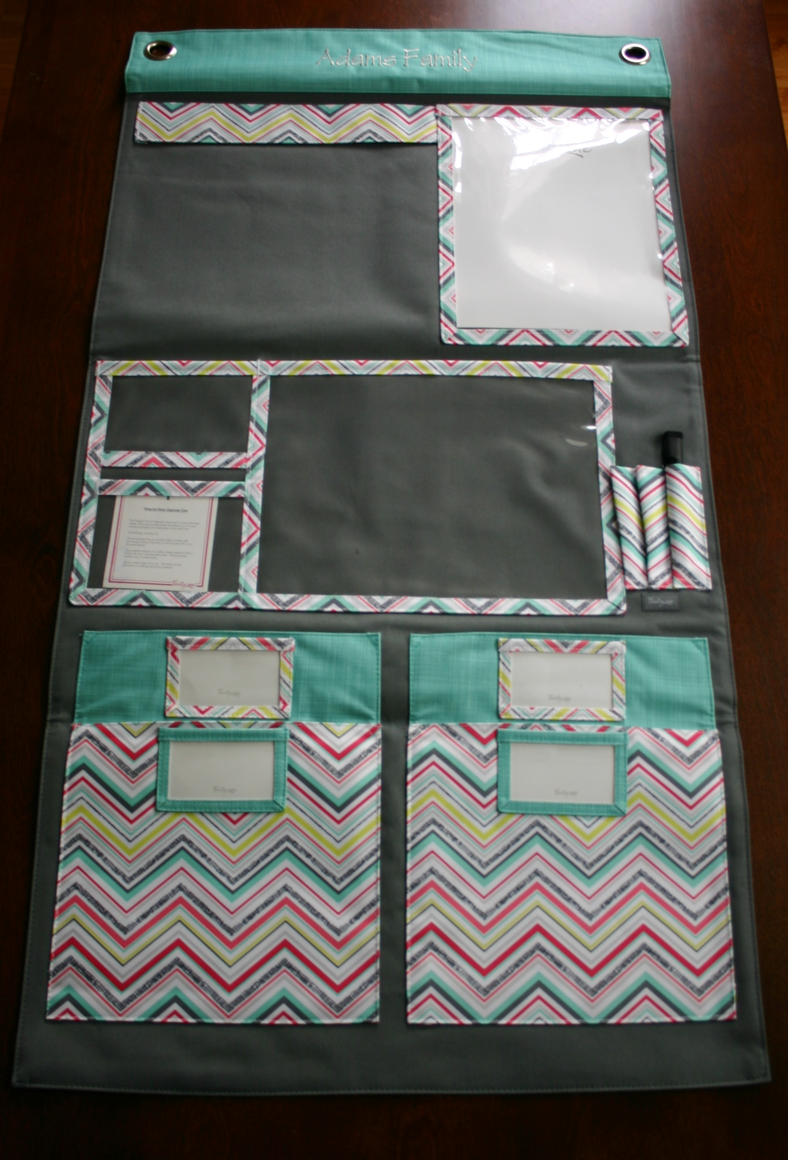 Wall Organizers For Home thirty-one gifts hang-up home organizer review & purse #giveaway