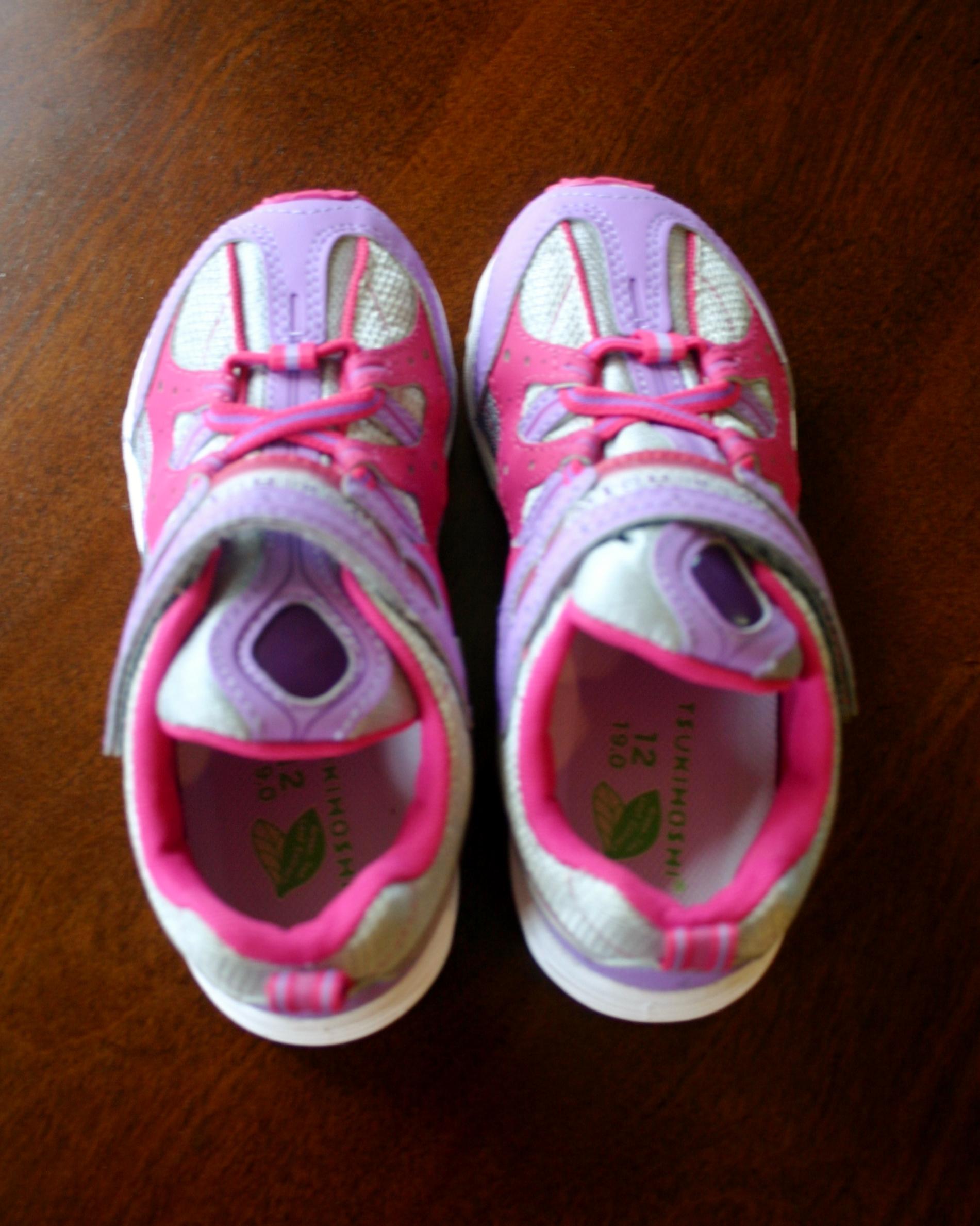 Susan's Disney Family: Kids Footwear by Tsukihoshi ...