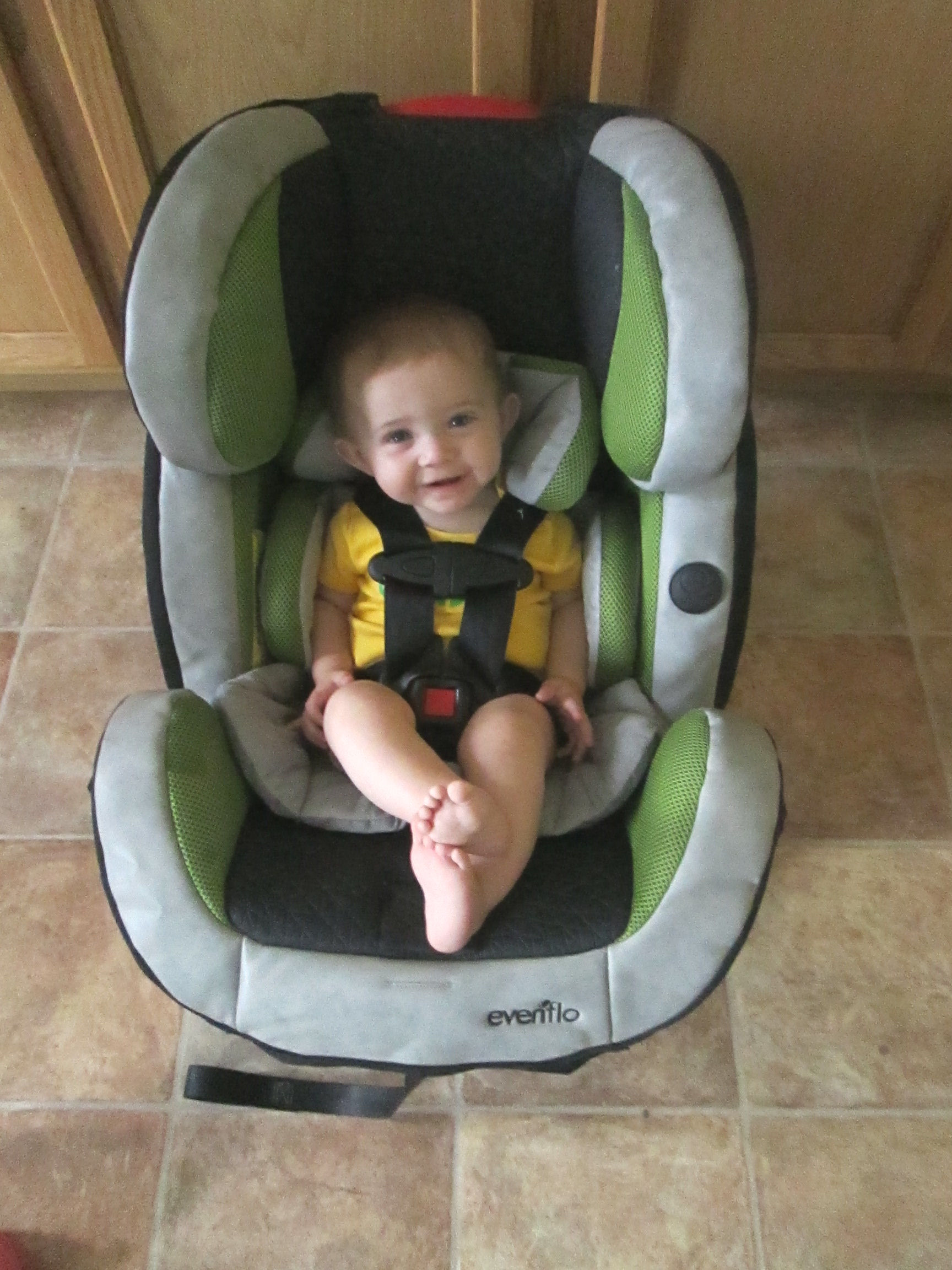 Symphony All In One Car Seat Review