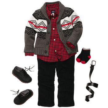 Carter's Holiday Clothing - $50 Gift Card Giveaway (10/28 ...