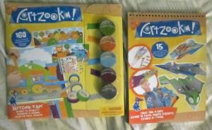 artzooka kits
