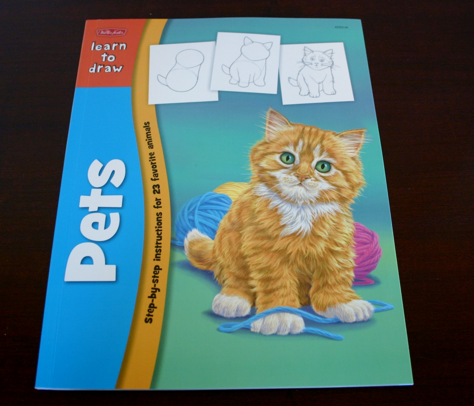 Learn to draw dogs & puppies : learn to draw and color 25...