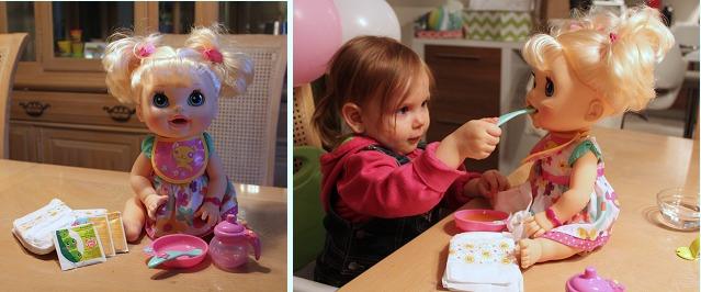 Hasbro Baby Alive Doll Mr Potato Head And Chasin Cheeky