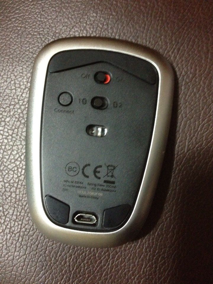 Logitech Ultrathin Touch Mouse T631 Review ~Great Accessory