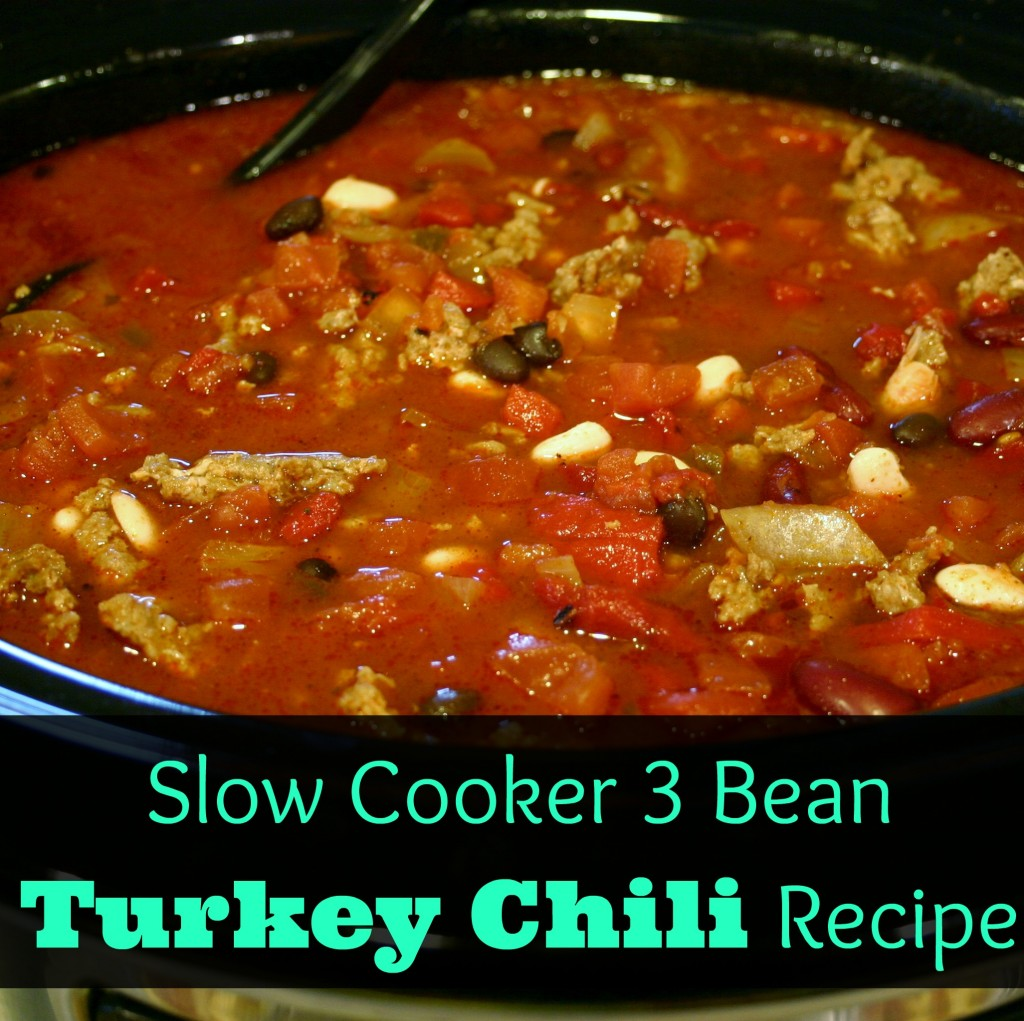 Easy & Healthy Dinner~ Three-Bean Turkey Chili Recipe & Review | Emil...
