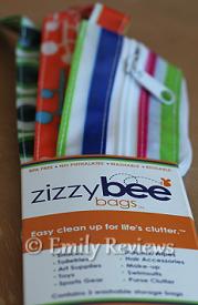 zizzybee bags logo