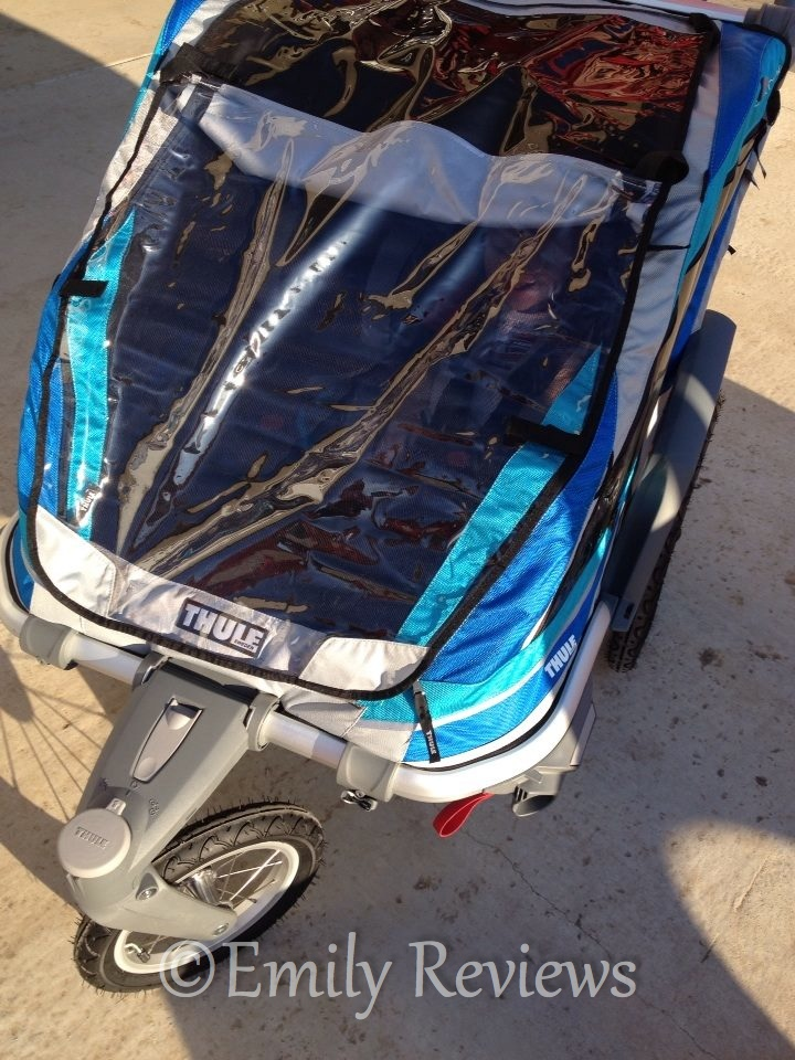 Thule Chariot Chinook 2 ~ Explore The Outdoors | Emily Reviews