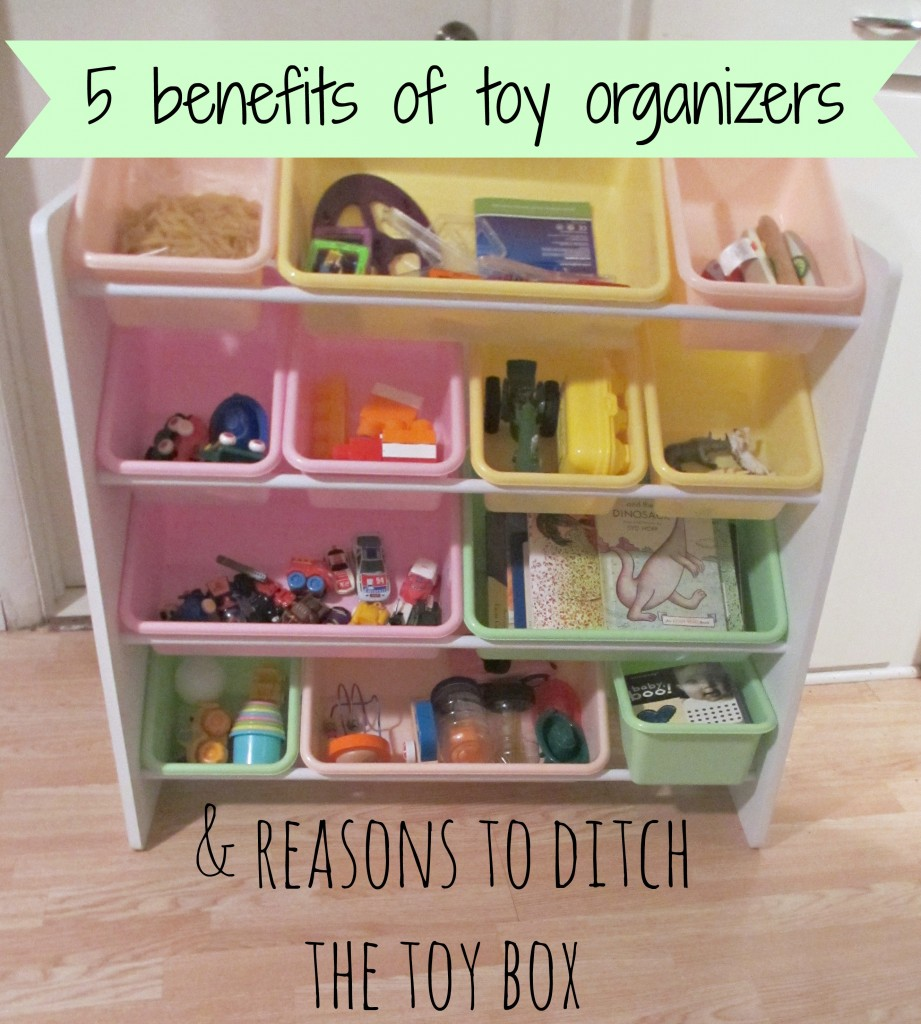5 benefits of toy organizers