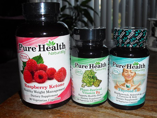 Pure Health, Natural Preservative Free Supplements Review