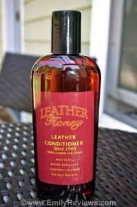 Leather Honey Cleaner Amp Conditioner Review Emily Reviews