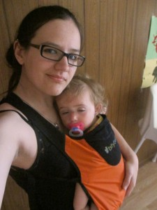 bity bean baby carrier review