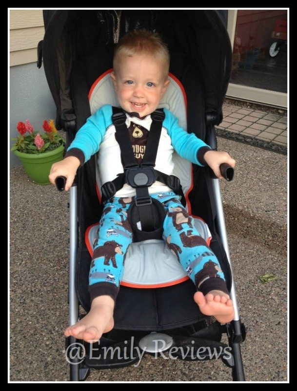 how to keep baby cool in stroller