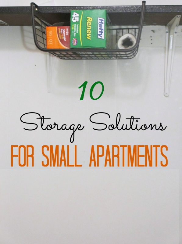 10 Storage Solutions For Small Apartments | Emily Reviews