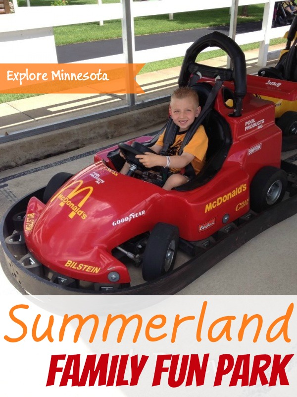summerland family fun park review