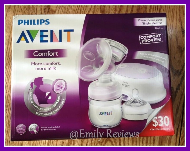 Philips Avent Comfort Breast Pump Preparing For Baby