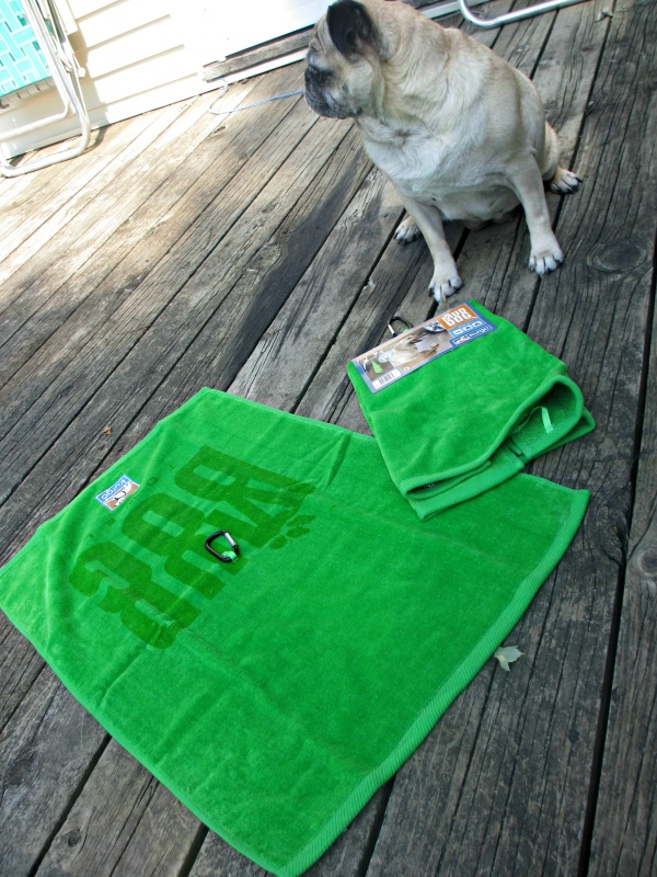 kurgo dog towel