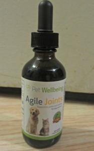 pet wellbeing supplement