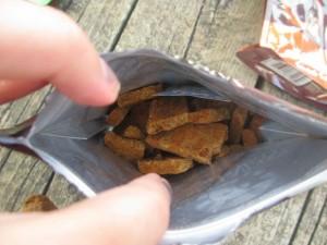 wellness treats bag