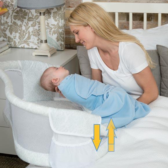 Halo Bassinest Swivel Sleeper Caregiver Tips Link To